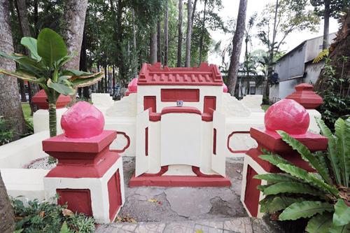 Cận cảnh những cổ mộ của danh tướng, bá hộ Sài Gòn xưa - 14