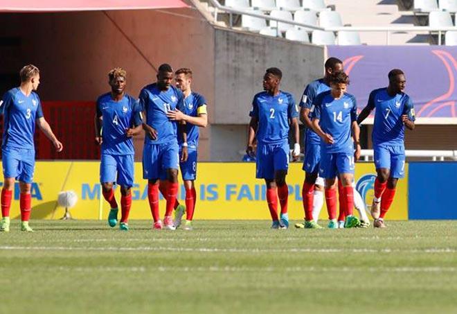 U20 World Cup ngày 13: Đại chiến U20 Pháp - U20 Italia