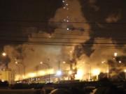 Tin tức trong ngày - Nổ lớn ở KCN Formosa, nhiều công nhân hoảng sợ