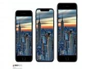 Thời trang Hi-tech - Lộ thông tin kích thước iPhone 8