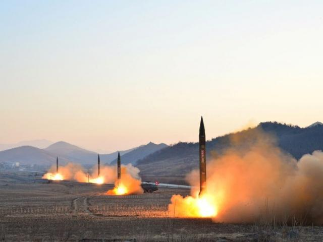 Mỹ không dễ bắn hạ tên lửa đạn đạo Triều Tiên