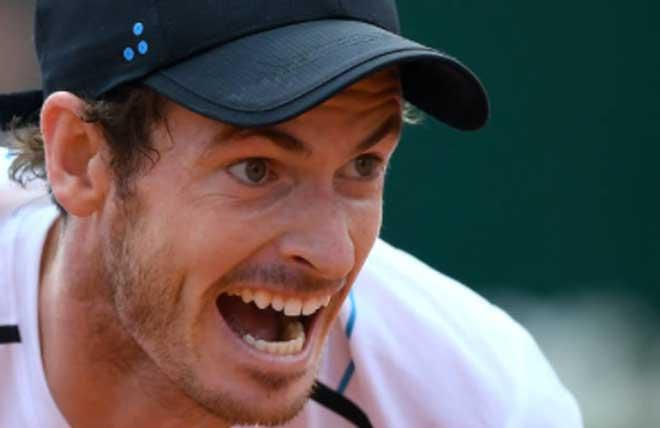 Murray - Klizan: Số 1 thế giới kinh hồn bạt vía (V2 Roland Garros)