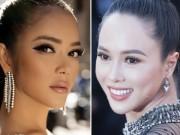"""Lý Nhã Kỳ, Vũ Ngọc Anh đăng đàn trước tin  """" đá đểu """" , trộm vé ở Cannes"""