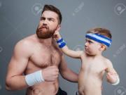 Truyện cười: Bố vợ phải đấm
