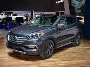 Tư vấn - Hyundai Santa Fe ở Việt Nam giảm giá gây sốc