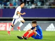 """U20 World Cup ngày 13: U20 Italia thắng  """" đại chiến """"  với U20 Pháp"""