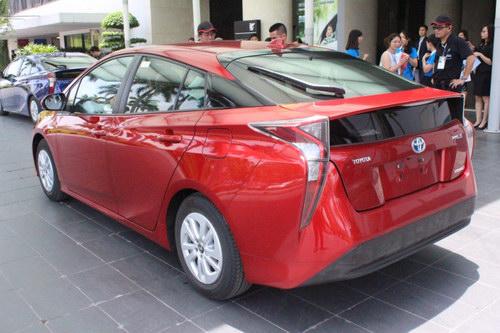 Toyota giới thiệu công nghệ Hybrid giảm một nửa tiêu hao nhiên liệu - 9