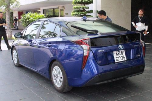 Toyota giới thiệu công nghệ Hybrid giảm một nửa tiêu hao nhiên liệu - 8