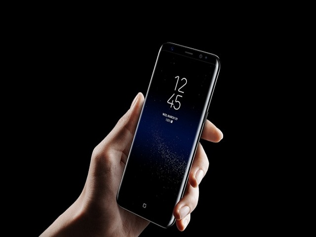 Samsung Galaxy S8 cán mốc 1 triệu chiếc tại
