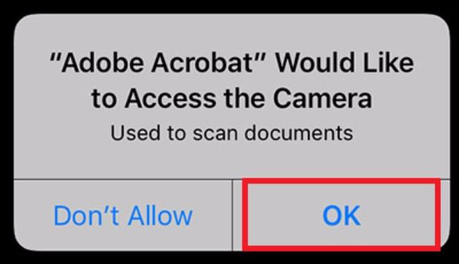 Quét tài liệu giấy thành PDF với Adobe Acrobat Reader - 2