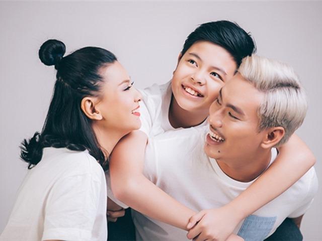 Kiều Minh Tuấn tiết lộ mối quan hệ với chồng cũ, con riêng của Cát Phượng