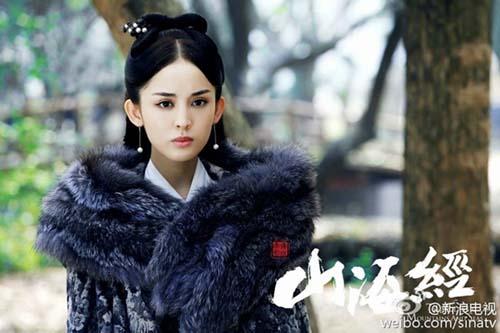 """Ngắm nhan sắc """"thoát tục"""" của mỹ nữ đẹp nhất Mông Cổ - 10"""