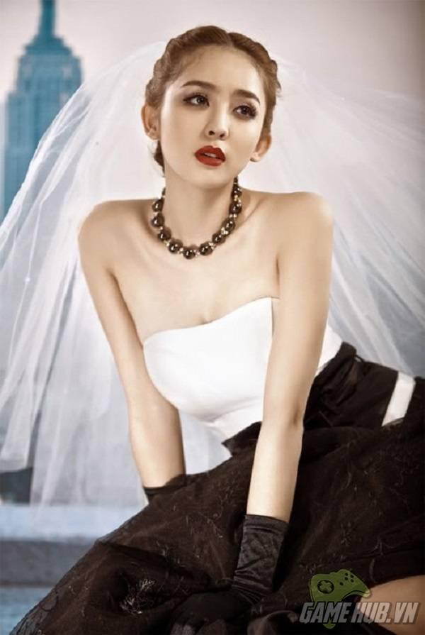 """Ngắm nhan sắc """"thoát tục"""" của mỹ nữ đẹp nhất Mông Cổ - 11"""