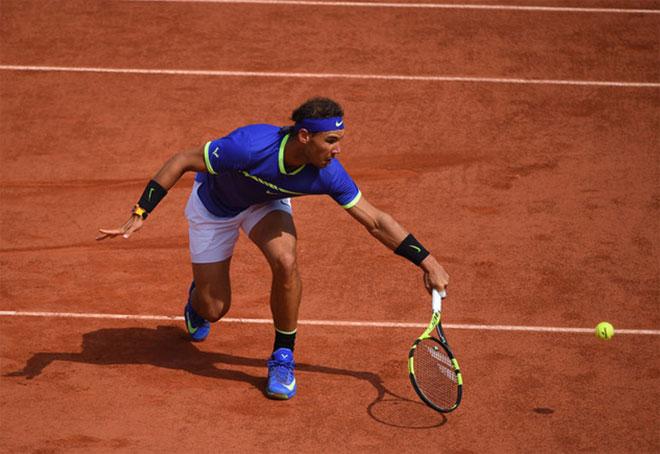 Nadal – Basilashvili: 90 phút choáng váng (Vòng 3 Roland Garros)