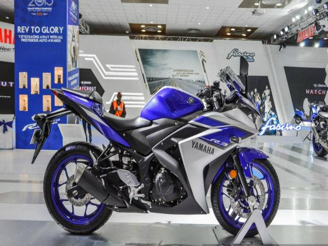 Biến Yamaha YZF-R15 thành YZF-R6 chỉ với 7 triệu đồng - 4