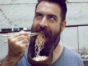 Đến khổ chỉ vì bộ râu