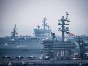 Thế giới - Mỹ - Nhật tập trận quy mô lớn gần Triều Tiên