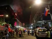 Thế giới - Xả súng kinh hoàng ở Philippines, 34 người thiệt mạng