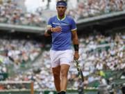 Tin nóng Roland Garros 2/6: Nadal sẽ được dựng tượng