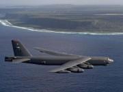Mỹ điều  pháo đài bay  B-52 tập trận sát cửa ngõ Nga