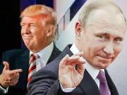 Putin lần đầu lên tiếng về  mối quan hệ  với ông Trump
