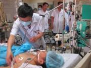 Bệnh nhân nguy kịch trong vụ tai biến chạy thận suy 6 tạng