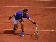 Nadal - Basilashvili: 90 phút choáng váng (Vòng 3 Roland Garros)
