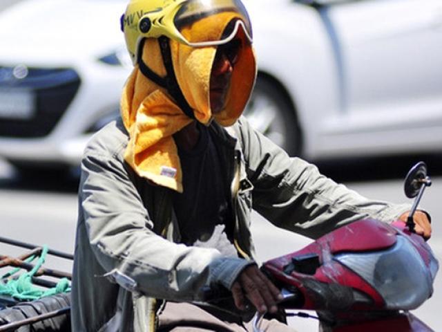 Nắng nóng kỷ lục tại Hà Nội kéo dài đến bao giờ?