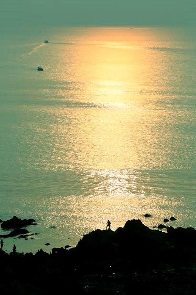 Bãi đá Móng Rồng - thung lũng tình yêu trên đảo Cô Tô - 4