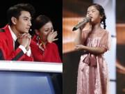 Ca nhạc - MTV - Văn Mai Hương rơi nước mắt, Isaac ngẩn ngơ vì cô bé khiếm thị