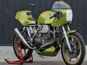 "Moto Guzzi Le Mans II Racer 1981 phong cách  "" cổ điển """