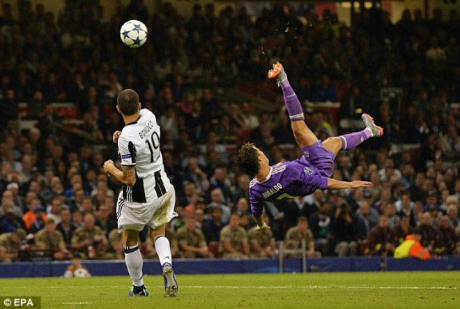 Real Madrid - Juventus: Đại tiệc mãn nhãn chào bậc đế vương - 1