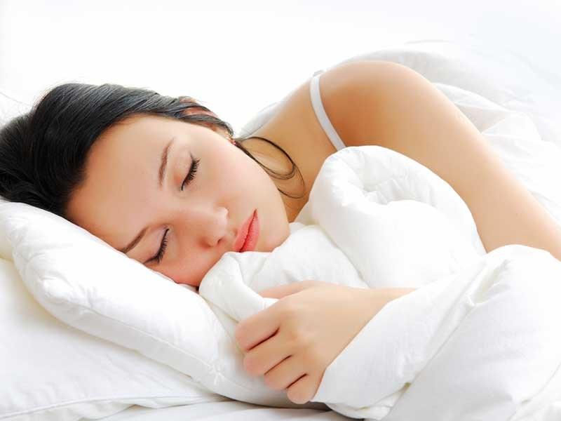 Những cách thú vị trị khó ngủ - 1