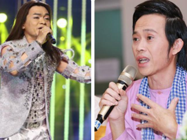 """Minh Thuận """"trở về"""" trên sân khấu khiến Hoài Linh xúc động"""