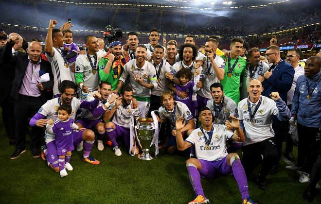 Zidane - Real vô địch cúp C1: Hơn Mourinho, triều đại mới của huyền thoại