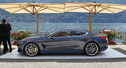Chiêm ngưỡng BMW 8-Series Concept tuyệt đẹp ngoài đời thực - 3