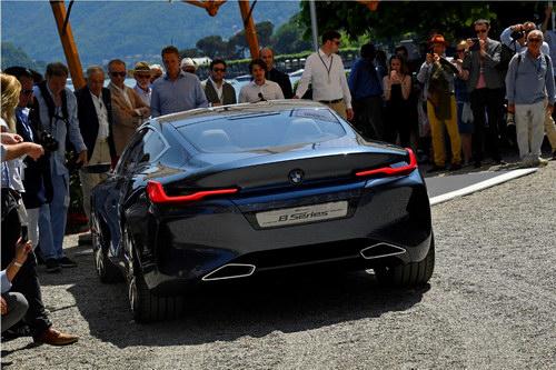 Chiêm ngưỡng BMW 8-Series Concept tuyệt đẹp ngoài đời thực - 7