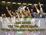 Bóng đá - Real Madrid - Juventus: Đại tiệc mãn nhãn chào bậc đế vương