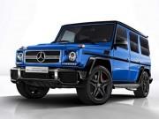 Tư vấn - Mercedes-AMG G63 bản đặc biệt giá 4,42 tỷ đồng