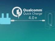 Công nghệ thông tin - Qualcomm giới thiệu công nghệ sạc nhanh Quick Charge 4 + mới