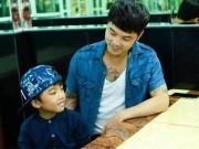 Phim - Bất ngờ cách bố dượng đối xử với con riêng của Jennifer Phạm, Kim Cương