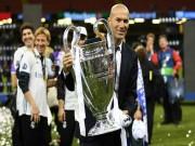 Bóng đá - Zidane - Real vô địch cúp C1: Hơn Mourinho, triều đại mới của huyền thoại