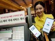 LG chính thức ra mắt dịch vụ thanh toán trực tuyến riêng - LG Pay