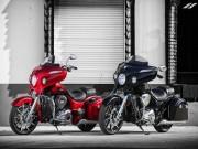 Thế giới xe - Indian tung bộ đôi Chieftain Elite và Chieftain Limited