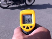 Tin tức trong ngày - Sốc: Nhiệt độ mặt đường Hà Nội gần 60 độ C trong đợt nóng kỷ lục