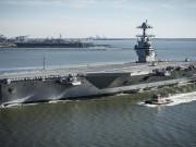Thế giới - Nga, TQ đối phó siêu tàu sân bay mới nhất của Mỹ thế nào?