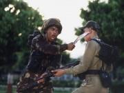 Thế giới - Siêu chiến binh một mình một dao hạ gục 40 tên cướp