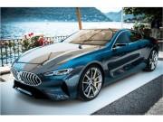 Tư vấn - Chiêm ngưỡng BMW 8-Series Concept tuyệt đẹp ngoài đời thực
