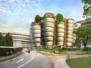 Giáo dục - du học - Thiết kế có 1 không 2 của đại học danh tiếng nhất Đông Nam Á