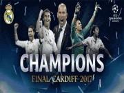 Bóng đá - Real Madrid vô địch cúp C1: Vua của những vị vua (Infographic)
